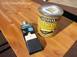 How To Mix And Match Cherry Oak And Maple Wood Stains For by Painting Furniture Black Stain Vs Black Paint In My Own Style