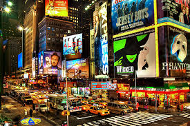 New York City Time Square Map by New York City Mapsfind A Nyc Map For Attractions Neighborhoods