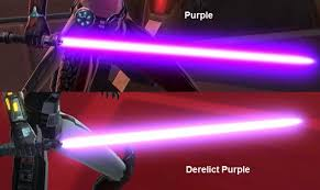 Light Saber Color Meanings Swtor Guide To Lightsaber Crystals