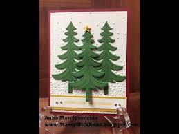 stin up santa s sleigh trees