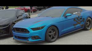 lethal mustang lethal performance s whipple powered 2015 mustang gt runs 9s