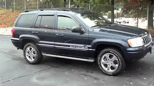 jeep 2004 for sale 2004 jeep grand cherokee overland navigation only 74k