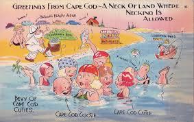 old cape cod postcards brainpile