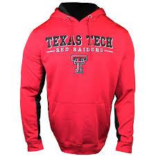 men u0027s colosseum texas tech setter pullover hoodie