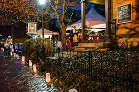 holiday magic festival of lights 2017 holiday tradition of village lights in historic german village