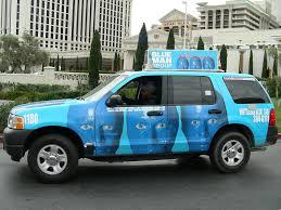 Ford Explorer Blue - blue man group taxi ford explorer taxi in las vegas advert u2026 flickr