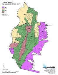 Map Of Middlesex County Nj Fulop Unveils New Plan For Tax Breaks Boosting Affordable Housing
