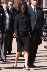 funeral veil natalie portman wears black veil and chic jacket as jackie kennedy