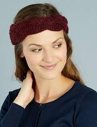knitted headband knitted headband women size 34 to 48 black kiabi 4 00eur