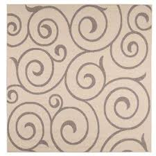 Square Indoor Outdoor Rugs Square 7 And Larger Multi Colored Outdoor Rugs Rugs The