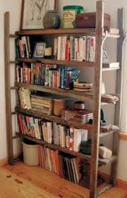 Build Wooden Bookcase by Best 25 Old Wooden Ladders Ideas On Pinterest Wooden Ladders
