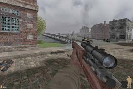 world war ii sniper call to victory game free download full