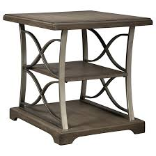 rustic wedge end table coffee tables wood metal table top glass round distressed and end