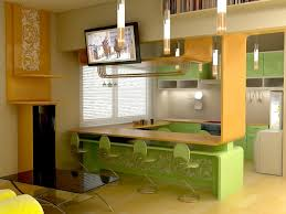small kitchen interiors interior design home indian flats home photos by design small