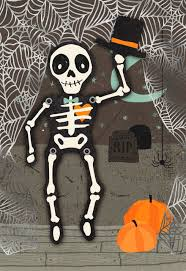 halloween dancing skeleton dancing skeleton halloween love card greeting cards hallmark