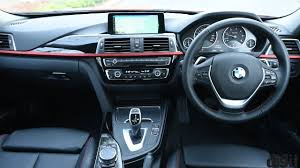 Interior Stitches New Bmw 320d Edition Sport Launched In India At Rs 38 6 Lac