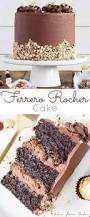 ferrero rocher cake recipe nutella birthday cakes and bible