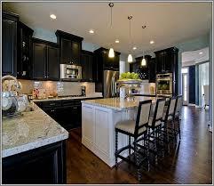52 dark kitchens with dark wood and black kitchen cabinets inside