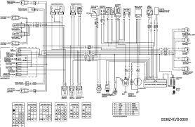 kumpulan gambar wiring diagram sepeda motor terlengkap dinding motor