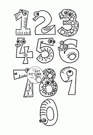 download coloring pages numbers coloring pages numbers coloring