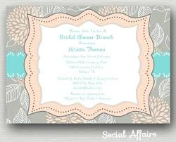 brunch invitation wording baby shower brunch invitations 9469 plus like this item baby