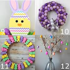 homemade easter decorations for the home homemade easter decorations for the home home decor