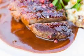 cuisiner canard entier recette de magret de canard au miel d accacia et aux épices