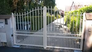 portails de jardin paysages conseil portail aluminium