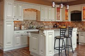 Ivory Colored Kitchen Cabinets Devon Raised Panel U2013 Cream White Kitchen Cabinets U2013 Solid Wood