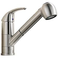 kitchen sink faucet vccucine best modern commercial brushed nickel stainless steel