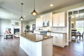 one wall kitchen with island designs single wall kitchen with island design amazing one wall kitchen