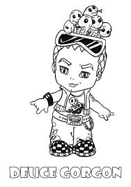 monster high coloring pages baby abbey bominable monster high coloring page mirotvorec