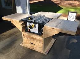 Table Saw Router Table Quick Convert Tablesaw Router Miter Saw Caddy By Gcsdad
