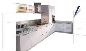 cuisiniste en ligne creer sa cuisine cuisine grise pas cher meubles rangement