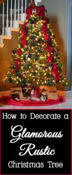 how to decorate an tree