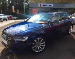 used audi a4 and second hand audi a4 in hertfordshire
