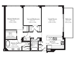 The Metropolitan Condo Floor Plan by Lakeshore Condominium Floor Plans Lakeshore Condominium