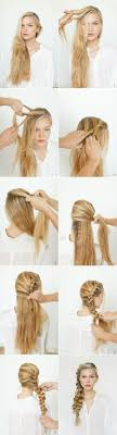 hair braiding styles step by step 15 easy step by step hairstyles for long hair hair style easy