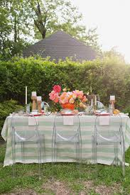 Chairs For Garden 50 Outdoor Party Ideas You Should Try Out This Summer