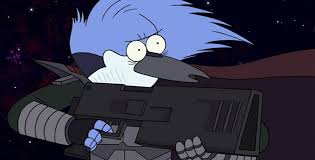 review regular show the rotoscopers
