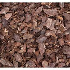 pine ornamental bark nuggets play safe