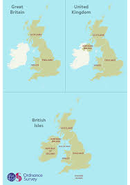 the difference between the uk britain the isles the