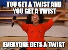 What A Twist Meme - a twist meme twist best of the funny meme