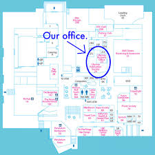 The Office Us Floor Plan Volunteer The Ubyssey