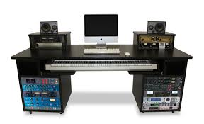 Recording Studio Workstation Desk by Quality Studio Desks Workstations And Rack Cabinets