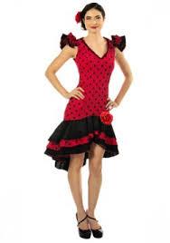 Dancer Costumes Halloween Women U0027s Size Spanish Dancer Costume U2026 Flamenco Spanish
