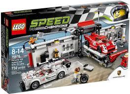 porsche 919 lego u201eporsche 919 hybrid u201c ir u201e917k pit lane u201c 75876 varle lt