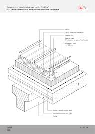 kalzip construction details detail pinterest construction