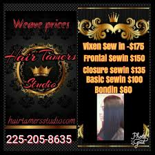 hair tamers studio full service hair salon in baton rouge