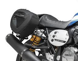 sw motech blaze sport saddlebag system for yamaha xjr1300 u002715 u002716